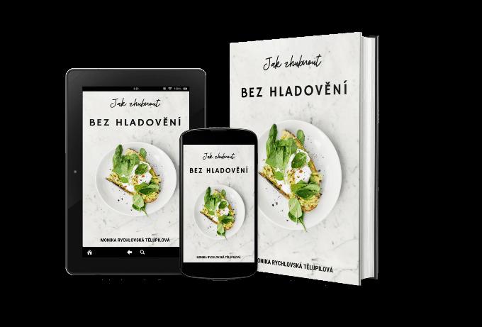 """E-book, který odpoví naotázku """"Jak zhubnout bez hladovění."""""""