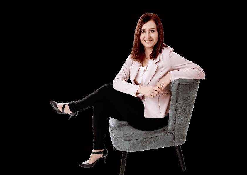 Monika Tělupilová je nutriční terapeut aosobní kouč.